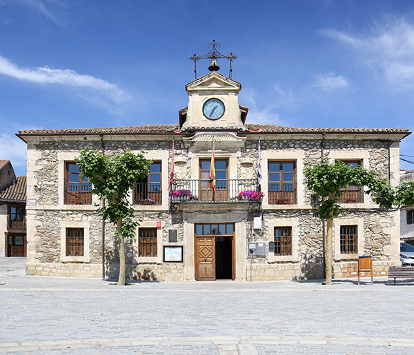 Ayuntamiento Lozoya