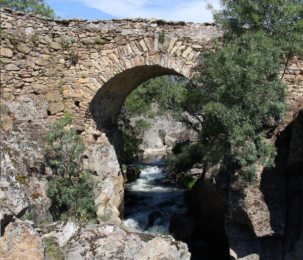 Puente del Congosto o Canto